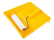 Набор малярный, 2 предмета: валик меховой 180 мм, кювета 330 х 350 мм (Hobbi) (уп.)