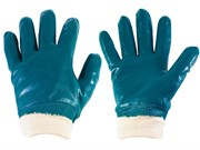 Перчатки с полным нитриловым покрытием  (шт.)