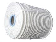 Фал плетеный капроновый, D10мм, L 100м, 24-прядный, 1300кгс, с капроновым сердечником (бухта)