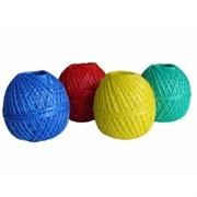 Шпагат полипропиленовый, цветной, 1000 текс, 100 м (шт.)
