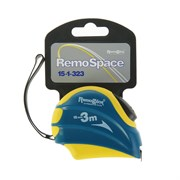 """Рулетка """"RemoSpace"""" 3 м / 16 мм (Remocolor) (шт.)"""